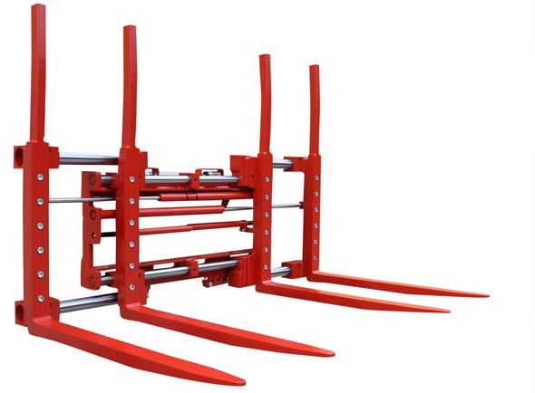 Benchmark in Efficiency - The Bolzoni Auramo Shaft Guided Pallet Handlers