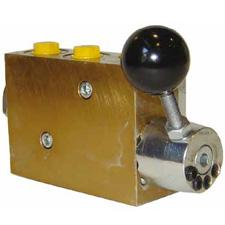 Four-stage Pressure Relief Valve - manually controlled